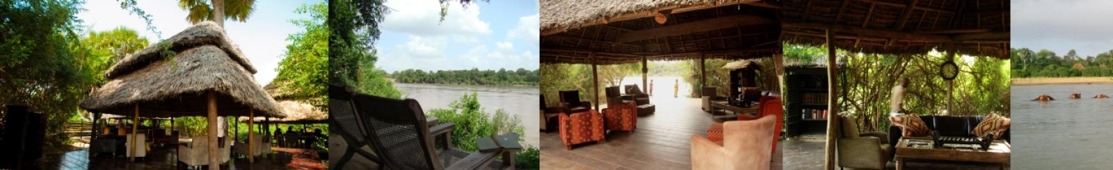 About Selous Wilderness Camp