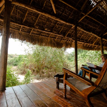 Selous Wilderness stay 4 nights pay 3