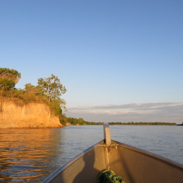 Boat Safari Rufiji River