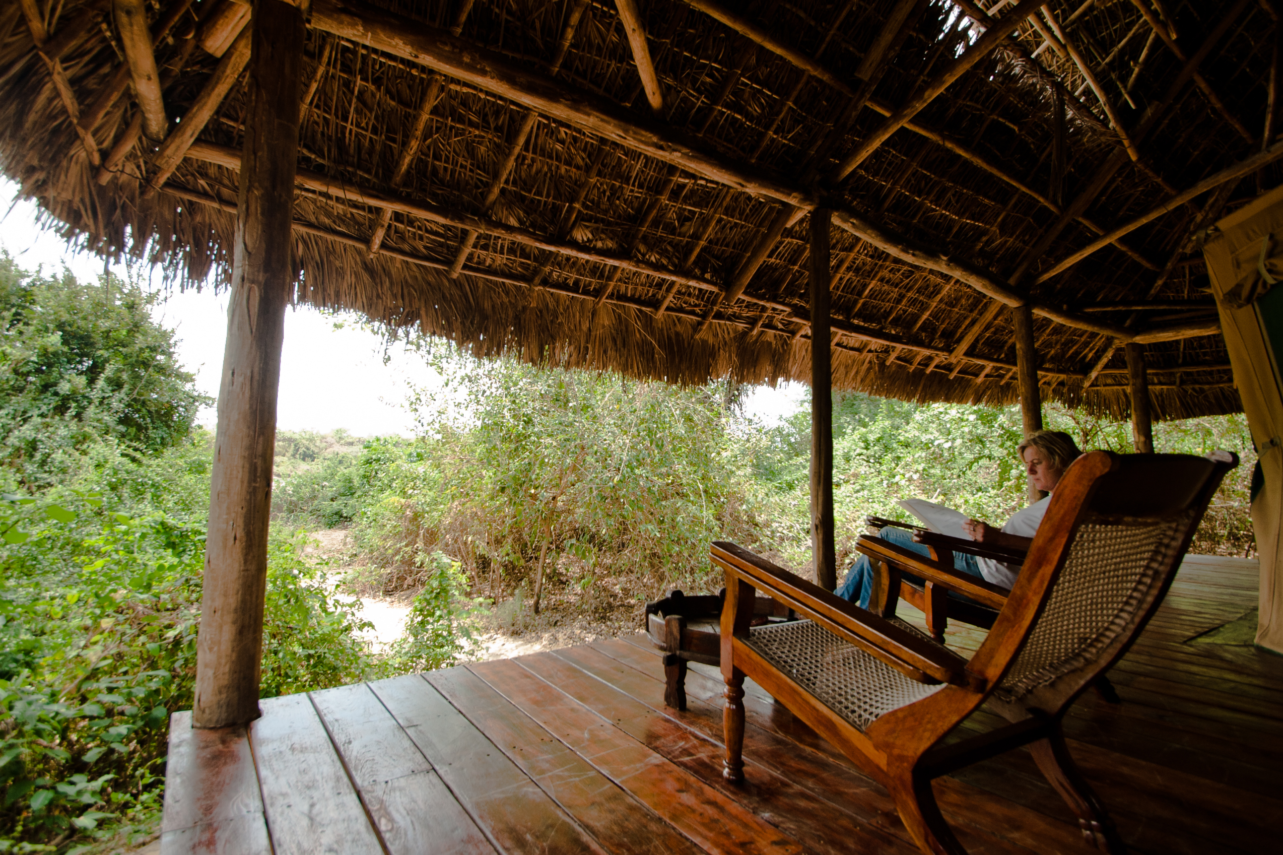 Selous Wilderness stay 4 nights pay 3 1