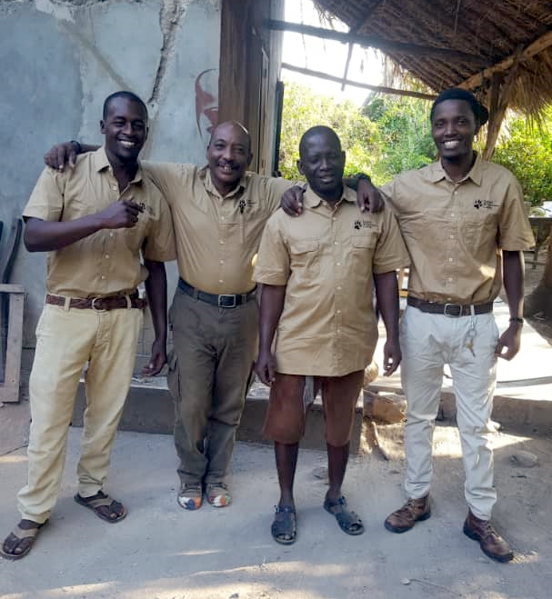 staff Selous Wilderness